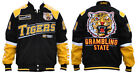 Grambling State University Long sleeve Race Jacket HBCU COLLEGE JACKET S-4X #2