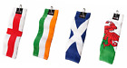Trifold Golf Towel in National Flag Eng Ire Scot Wales
