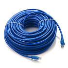 Masione Blue CAT5 CAT5e RJ45 24AWG Ethernet Patch LAN Network Wired Cord Cable