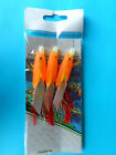 KOIKE LARGE HOKKIA`S   2 SETS OF LARGE HOKKIA`S COD FISHING / SEA FISHING TACKLE