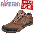 Merrell Annex Mens Hiking Walking Outdoor Trail All Terrain Leather Shoes