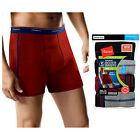 Men's Cool Dry Tagless Boxer Briefs by Hanes Size S - XL Sty