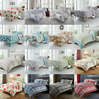New Fusion Abstract Reversible Printed Duvet Cover Bedding Sets With Pillowcases