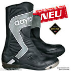 Daytona Evo Voltex Motorcycle Premium Leather Boots Various Colours And Sizes