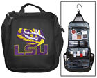 College Toiletry Travel Bag Hanging Cosmetic Bag - SELECT YOUR NCAA SCHOOL