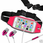 Forn HTC One X9 Running Fitness Sports Waistband Case & Handsfree
