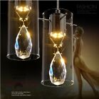 3Lights Modern LED Colorful Luxury Crystal Ceiling Pendant Lamp lighting D96