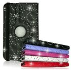 SMART 360 Rotate BLING SPARKLY case cover Samsung TAB A SM- T350 T355 T550 T555