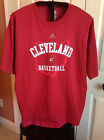 NWT MENS XL CLEVELAND CAVALIERS TEE SHIRT BY ADIDAS NBA OHIO LEBRON LOVE NANCE on eBay