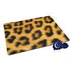 Leopard Spots, Animal Print - Tempered Glass Bar & Kitchen Cutting Board
