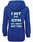 **INSPIRE ME***LADIES HOODIE..HIT THE GYM..ALL SIZES AVAIL