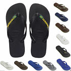 Havaianas Flip Flops Brasil Logo Top Unisex Summer Multi Beach Sandals All Sizes