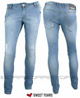 Jeans uomo Sweet Years tasca america slim fit pantalone mod.sy7017