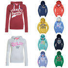 New Womens Superdry Hoodies Various Colours and Styles
