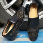 Men Sandals Genuine Leather Shoes Summer Platform Business Dress Shoes Flats
