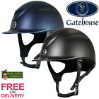 Gatehouse Conquest MKII Riding Hat (Matt Finish) FREE UK DELIVERY