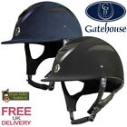 Gatehouse Conquest MKII Riding Hat (Suedette Finish) FREE UK DELIVERY