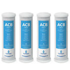 Activated Carbon Block Water Filter Replacement – 10 inch 5 Micron –  ACB photo
