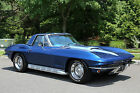 Chevrolet: Corvette Convertible