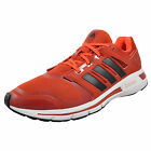 Adidas Revenergy Techfit Boost Mens Running Shoes Fitness Gym Trainers Orange
