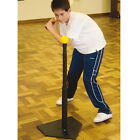 Baseball Rrounders Ball Hitting Practice/Training Adjustable Batting Tee