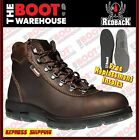 Redback UEPU Everest. Non Safety, Soft Toe, Non Safety, Work & Hiking Boots.