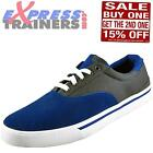 Adidas Mens Neo Park ST Classic Casual Suede Plimsoll Trainers Blue *AUTHENTIC*