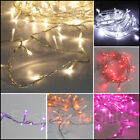 3M UK PLUG IN INDOOR CHRISTMAS PARTY WEDDING WIRE FAIRY STRING LIGHTS, 40 LEDS