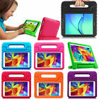 Safe Child Kids Shockproof Foam Handle Stand Case Cover For Samsung Galaxy Tab