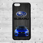 SUBARU RACE RALY Car Logo case cover iPhone 5 5c 5s 6 6s plus + Samsung