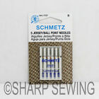 5pk Schmetz Jersey Ball Point Sewing Machine Needles