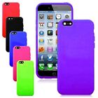 Colorful Soft Silicone Rubber Skin Cover Case For Apple iPhone 6 6S 4.7 Inches