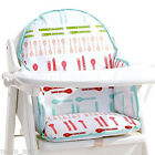 East Coast Highchair Insert Cushion Dinner Comfort Toddler Eating High Chair