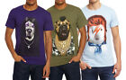 Pets Rock Mens T-Shirt Crew Neck Regular Fir Tee Shirt Animal Dog Top