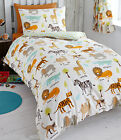 JUNIOR SIZE DUVET COVER SET TODDLER / CO...