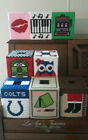 Handmade Tissue Box Covers Banks Plastic Canvas Your Choice Incl Box of Tissues