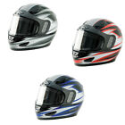 Raider Full Face Snowmobile Helmet Dual Pane Shield Breath Deflector Small Only