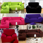 Newest Stretch Elastic Fabric Sofa Cover Pet Dog Sectional /Corner Couch Covers