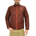 The North Face Thermoball Jacke Winterjacke Herren Rot Größe M L