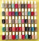 ESSIE NAIL LACQUER POLISH YOU CHOOSE YOUR COLOR New Full Size 46oz Set 4
