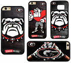 Georgia Bulldogs Plastic Hard Phone Case Cover Fits For iPhone / Touch / Samsung