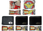 Mini Travel Card Wallet Purse - Wonder Woman/Batman/Flash/Harley Quinn - New