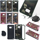 Shockproof Camouflage Army Armor Rugged Hybrid Hard Skin Case Cover For phone