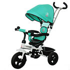 Durable Baby Stroller Adjustable Pram Tricycle Sunshade Pushchair Buggy New