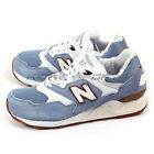 New Balance ML878RMB D Blue & White & Gum Suede Classic Lifestyle Shoes 2016 NB