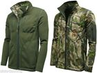 WATERPROOF REVERSIBLE CAMO JACKET SMOCK ARMY HIKING HUNTING SHOOTING BREATHABLE