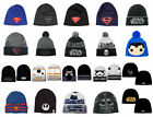 Star Wars Beanie Hat Cap The Force Awakens Classic Logo Official New