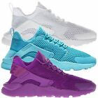 Nike Women's Air Huarache Run Ultra Low Top Running Sports Trainers