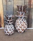 Boho Home Decor Handcrafted Timber  / Wooden Pineapples - 20cm or 30cm