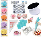 Fondant Cake Cookie Decorating Nozzles/Tips/Bags Silicone Sugarcraft Tool Mould